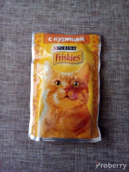 Особенности применения и виды корма для кошек «friskies» («фрискис»)