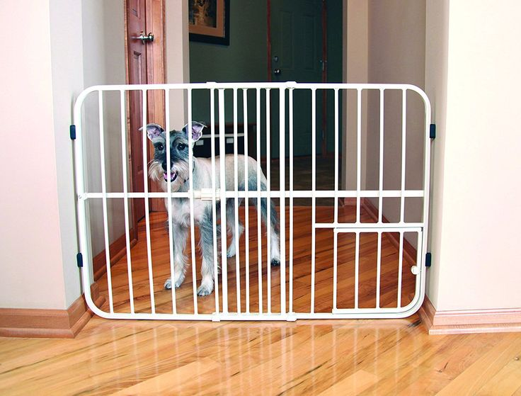 Ограничитель для собак дома