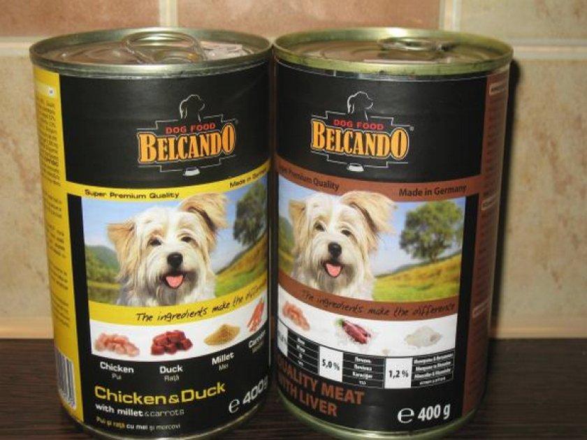 Корм для собак belcando — отзывы, разбор состава, цена