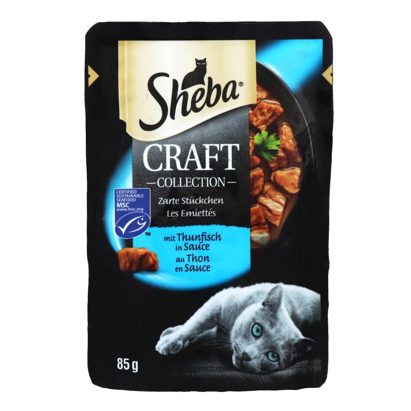 Корм шеба (sheba) для кошек   состав, цена, отзывы