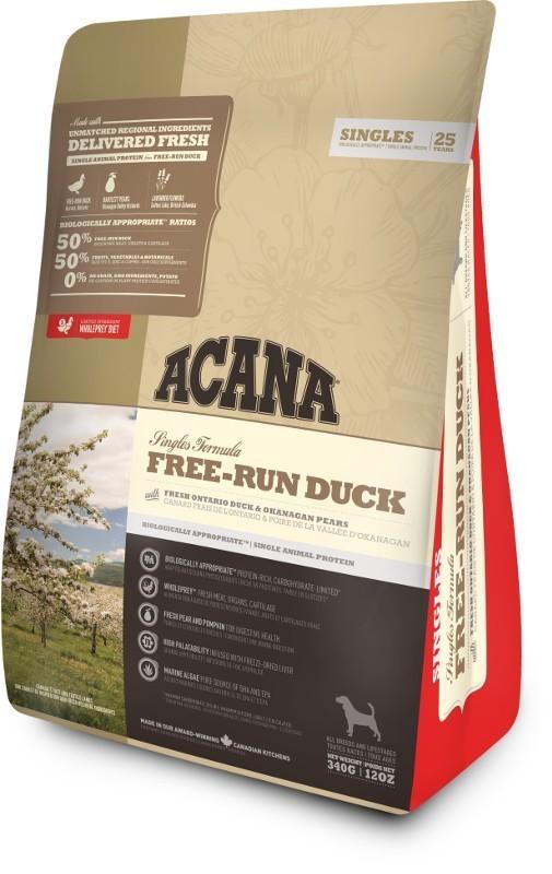 Подозрения на счет корма acana