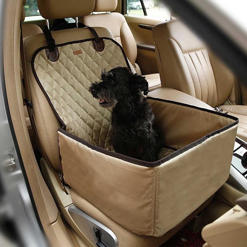 Основные правила, как организовать перевозку собаки в автомобиле
