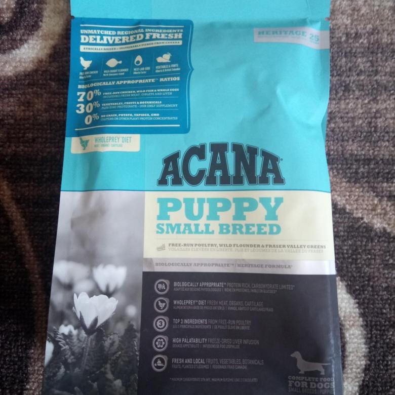 Акана (acana) корм для собак: состав, цена, отзывы о корме, инструкция по выбору лучшег окорма