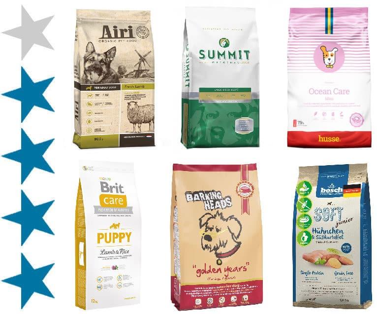 Лучшие корма для собак, топ-15 рейтинг собачьих кормов 2021