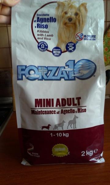 Корм для собак Форца (Forza 10)