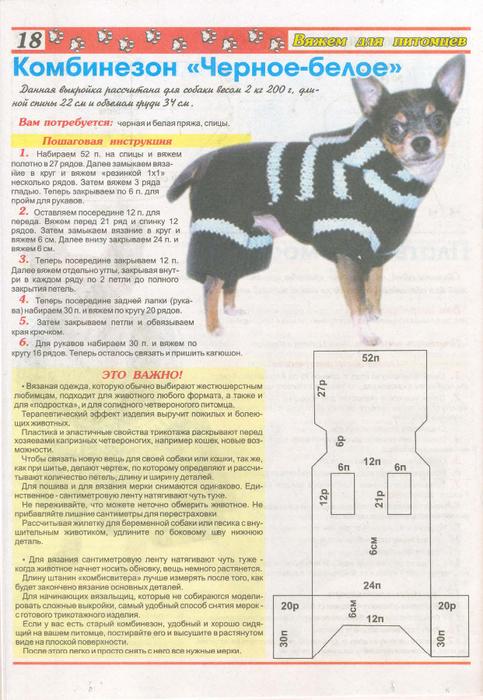 Одежда для собак своими руками из старых вещей