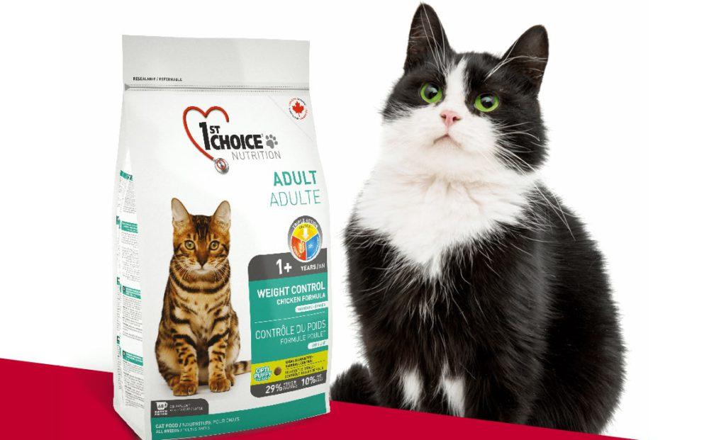Корм для кошек 1st choice: отзывы и обзор состава | сайт «мурло»