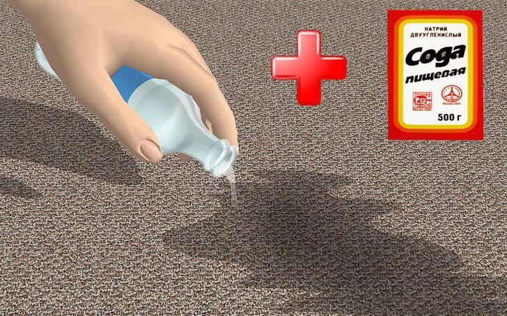 Как удалить с ковра запах собачьей мочи - wikihow