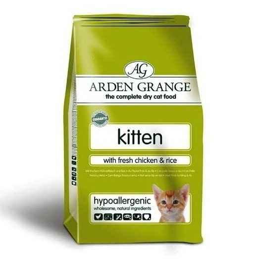 Корм для кошек arden grange: отзывы и обзор состава