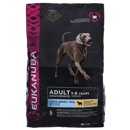 Корм для собак eukanuba (эукануба): цена, обзор состава, отзывы