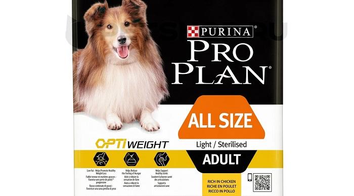Диета для собаки при ожирении: натуральный рацион, промышленные корма