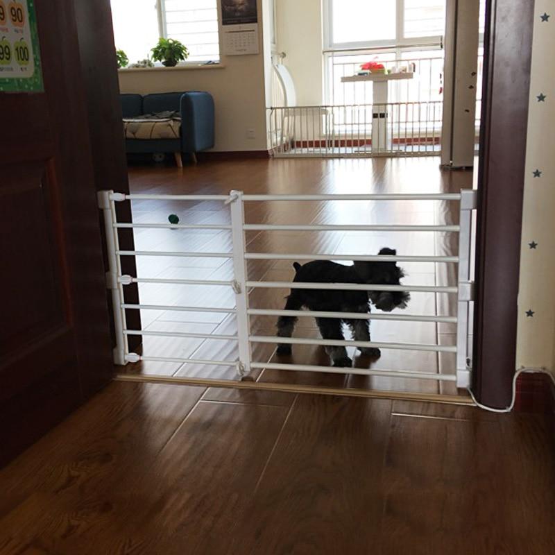 Чем закрыть лестницу от собаки