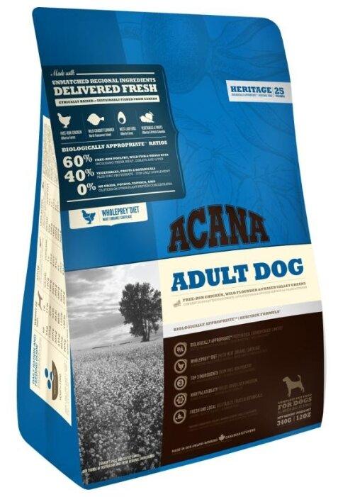 Акана корм для собак: отзывы ветеринаров, состав корма и описание нормы потребления (110 фото)