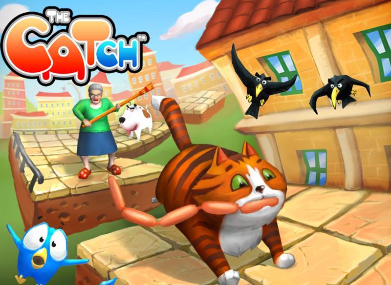 10 игр для котят и кошек