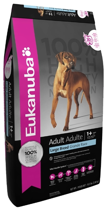 Корм для собак eukanuba: отзывы и обзор состава