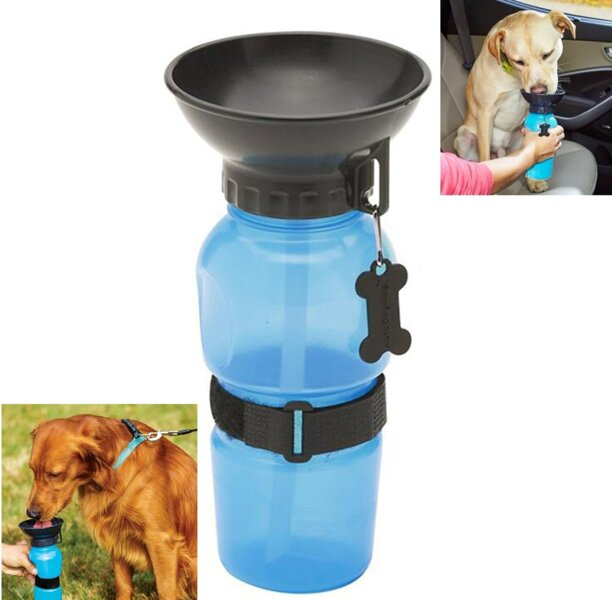 Поилка для собак: обзор дорожных моделей, «сухие усы» и непроливайки, поилки-фонтан и поилки-бутылки