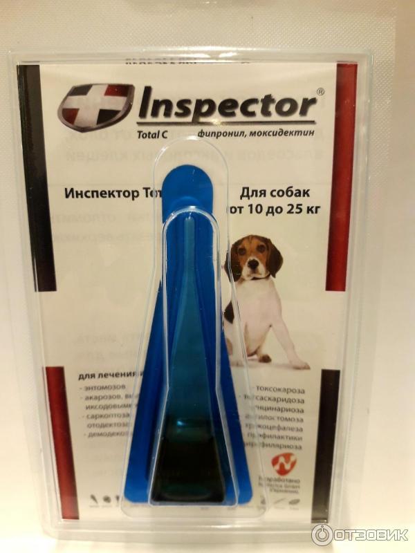Инспектор для кошек - отзывы, цена, инструкция по применению препарата