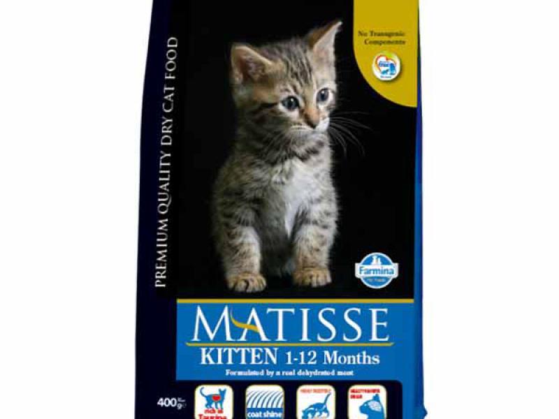 Корм для котят farmina matisse kitten