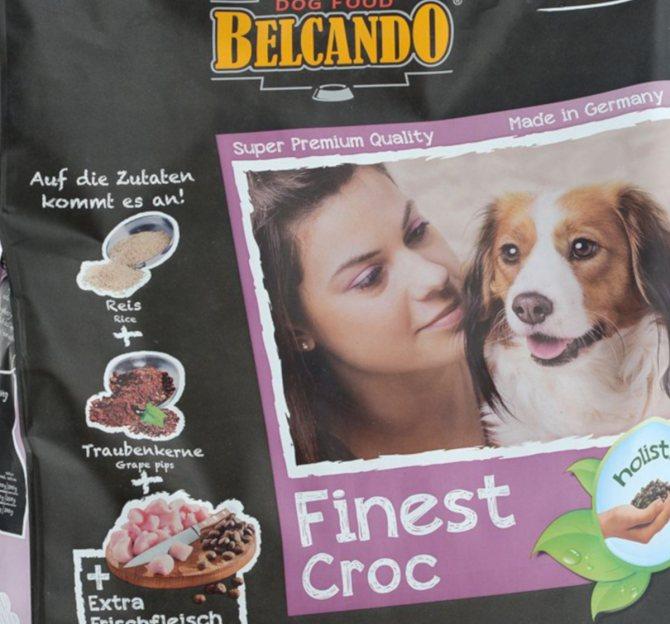 Корм белькандо для собак: отзывы и обзор состава   «дай лапу»