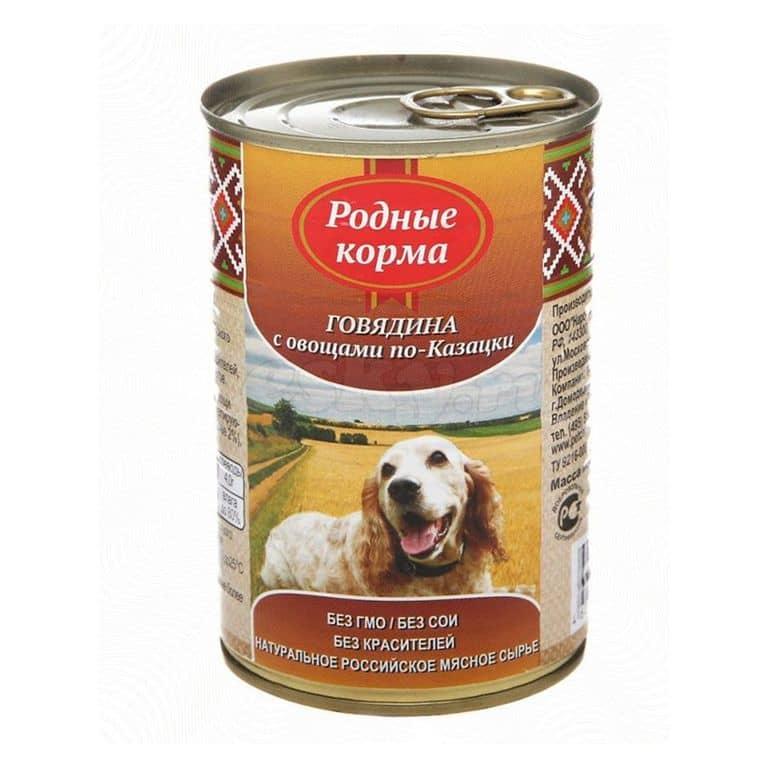 """Корм """"наша марка"""" для собак ? отзывы ветеринаров и разбор состава   petguru"""