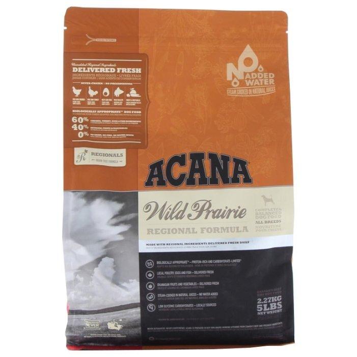 Акана корм для собак - 110 фото сухих кормов, их цена и норма потребления