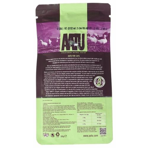 Беззерновой корм для собак aatu: холистик или ультра-премиум