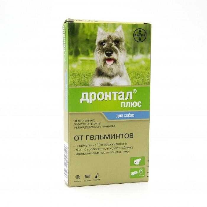 Дронтал для кошек и собак — инструкция по применению