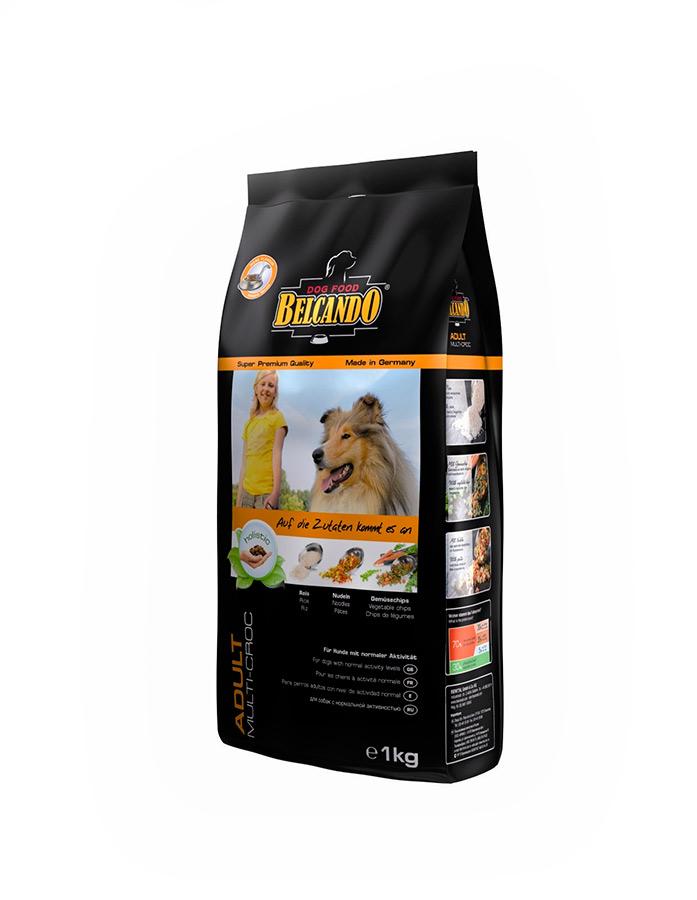 Belcando — обзор, отзывы ветеринаров и покупателей