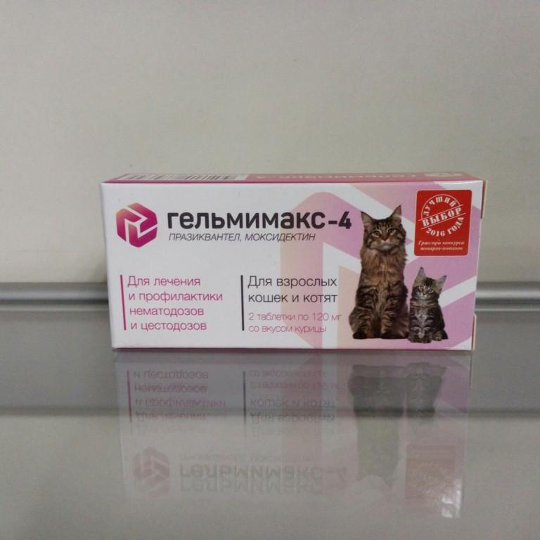 Гельмимакс для собак – хорошее средство от паразитов