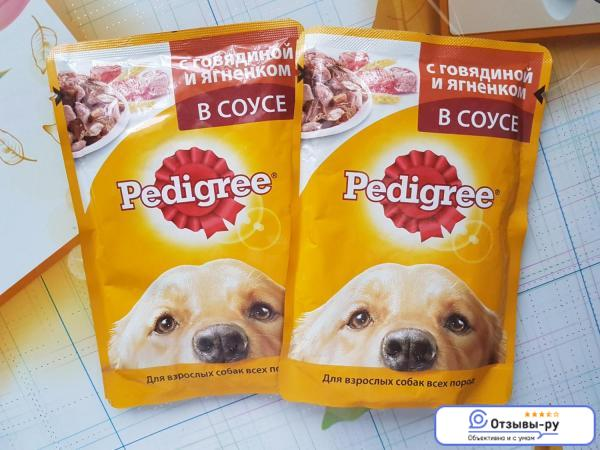 Правдивые отзывы ветеринаров о корме для собак pedigree