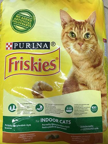 Корм для кошек фрискис: отзывы и обзор состава